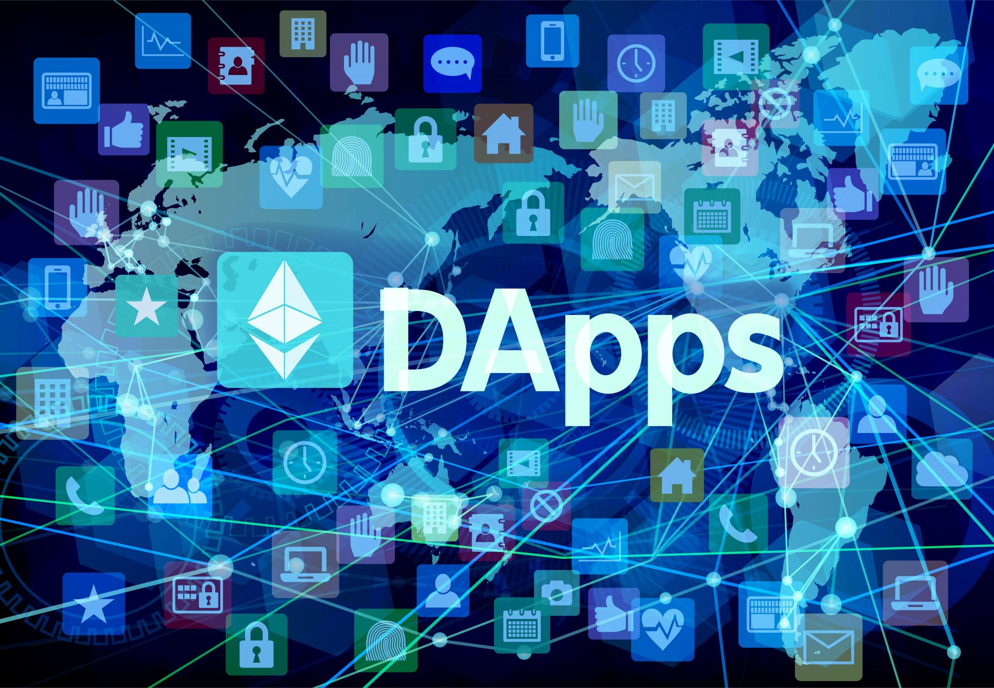 Samsung's Blockchain Store Launches 13 More DApps