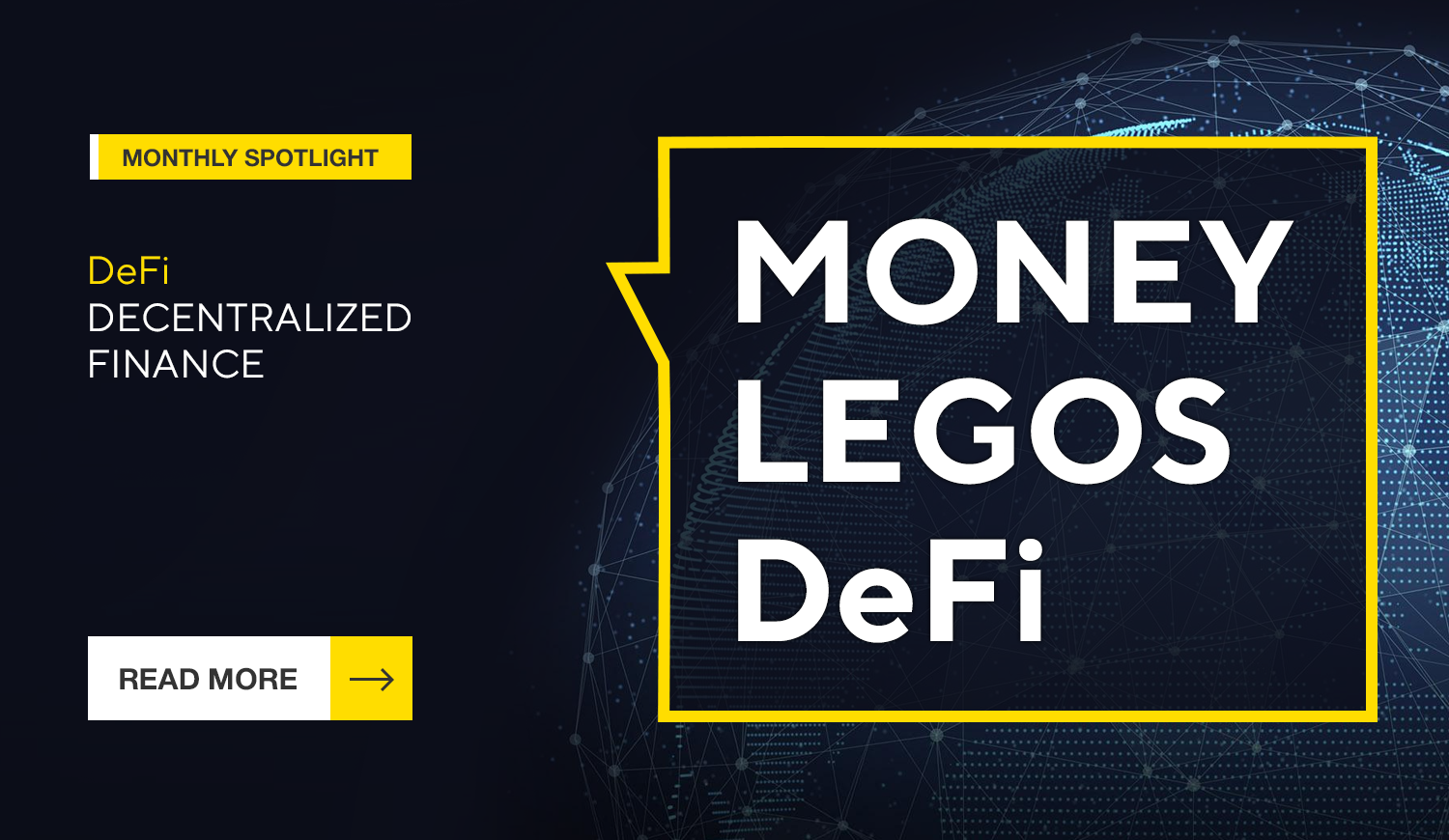 Money Legos DeFi