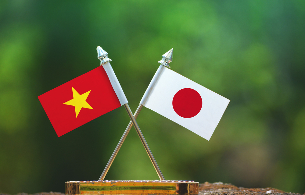 Vietnam and Japan Cooperate on Information Security Initiative