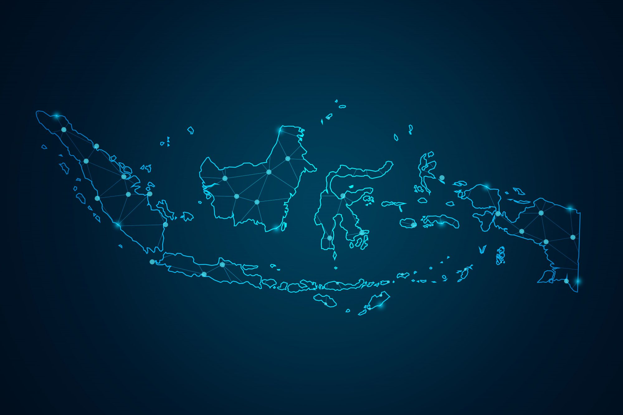 Indonesia: The Blockchain-Driven Digital Archipelago