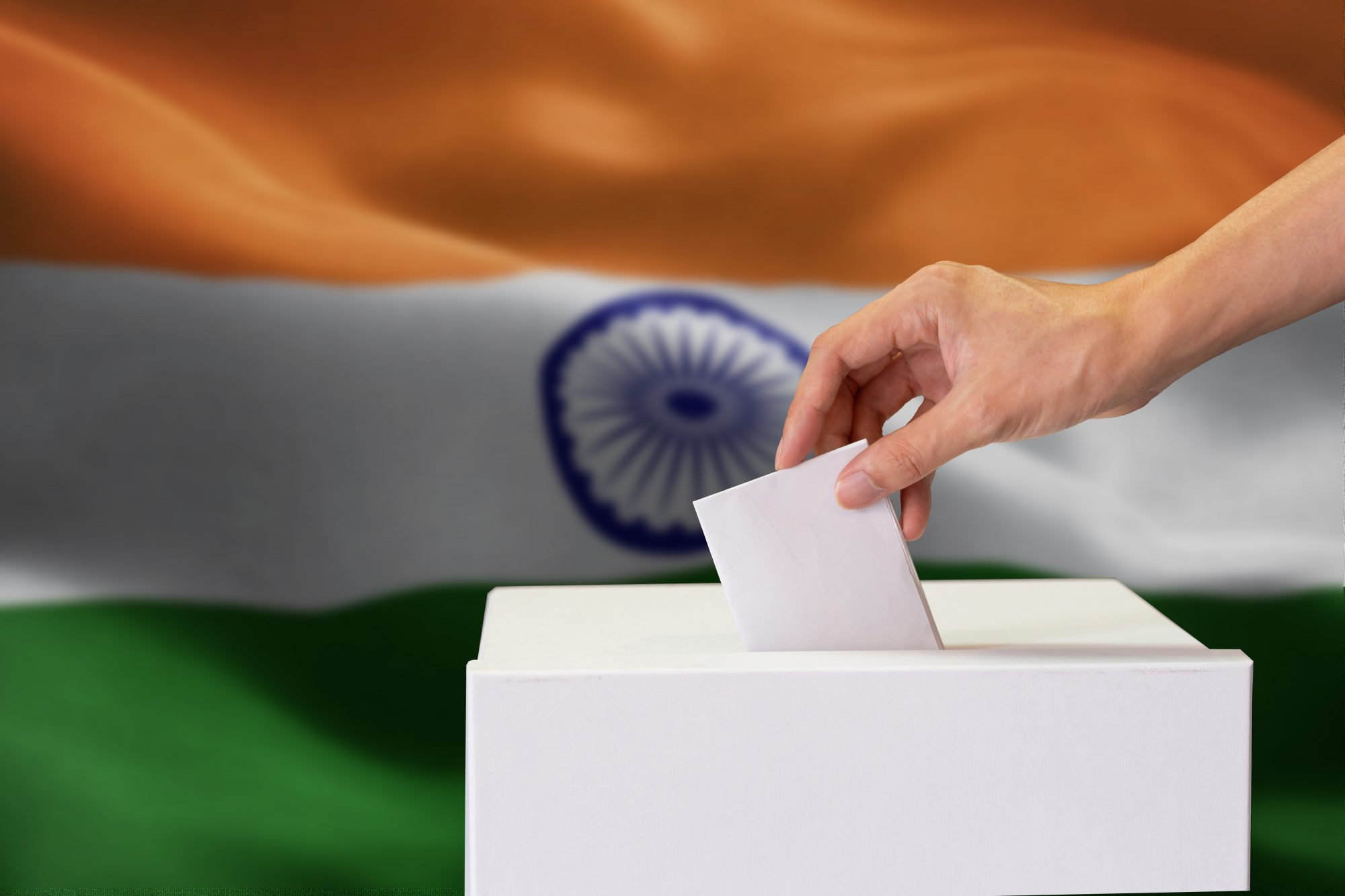 Blockchain Elevates Voting in India