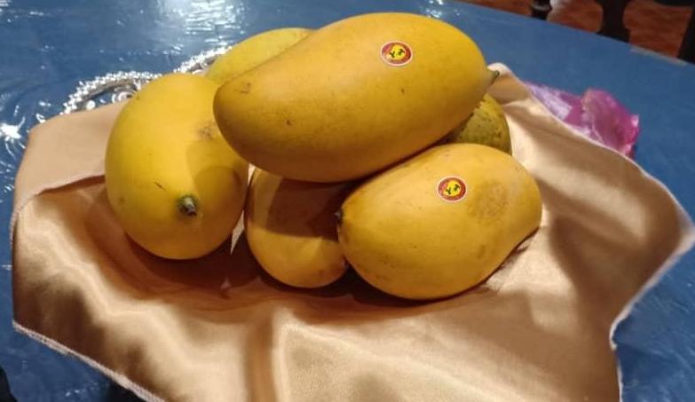 Food Traceability Through Blockchain: Harumanis Mangoes