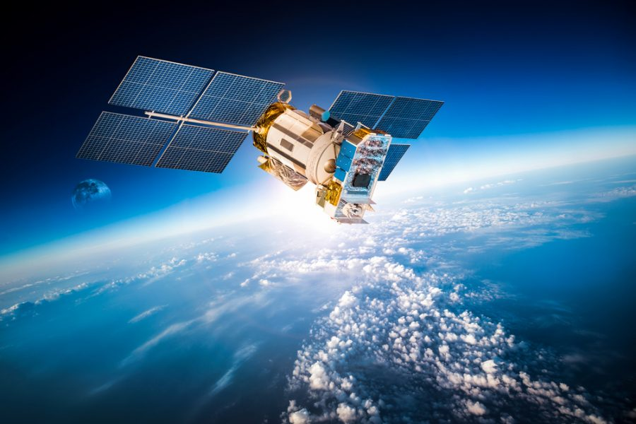 A World's First Blockchain-Powered Satellite Is Coming