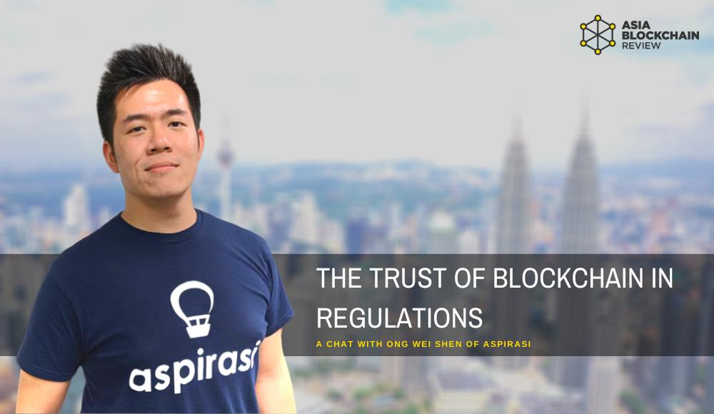The Trust Of Blockchain In Regulations