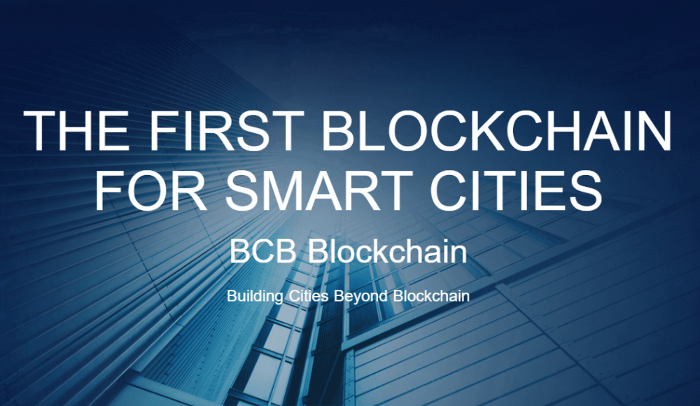BCB Blockchain Announces USD15m Grant