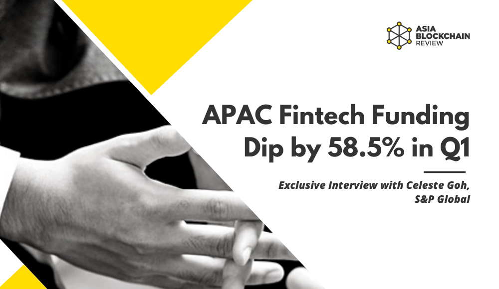 APAC Fintech Funding Dip by 58.5% in Q1