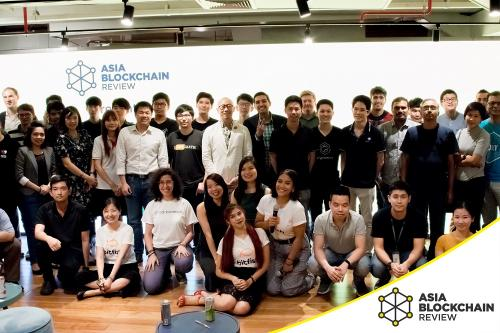 ABR Presents Thailand Blockchain Landscape Report - 19th September 2018